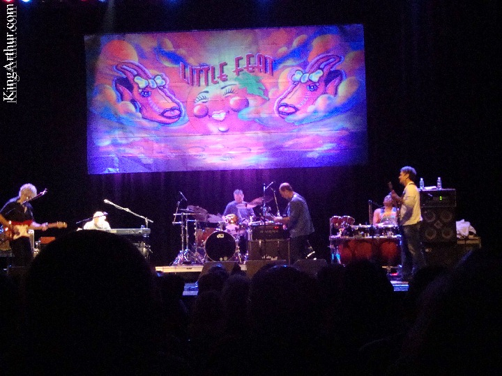 Little Feat at the Keswick Theater, Glenside, PA